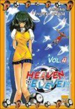 Heaven Eleven 4 Manga