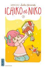 Ichiko et Niko 3 Manga