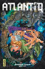 Atlantid 2 Manga