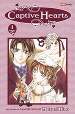 Captive Hearts 1 Manga