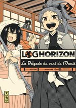 Log Horizon - La brigade du vent de l'Ouest 5