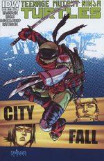 Les Tortues Ninja # 25