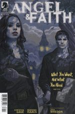Angel & Faith # 25