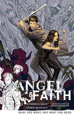 Angel & Faith # 5