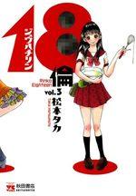 Rinko Eighteen 3 Manga