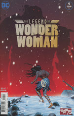 The Legend of Wonder Woman # 9