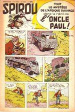 Le journal de Spirou 878