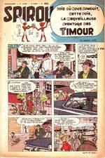 Le journal de Spirou 882