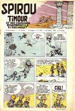 Le journal de Spirou 889