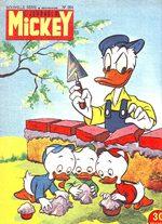 Le journal de Mickey 264 Magazine