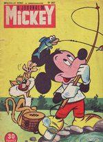 Le journal de Mickey 282 Magazine