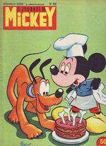 Le journal de Mickey 296 Magazine