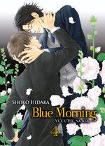 Blue Morning 4 Manga