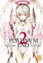 Platinum End 2 Manga