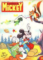 Le journal de Mickey 302 Magazine
