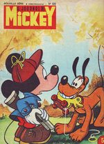 Le journal de Mickey 328 Magazine