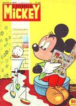 Le journal de Mickey 355 Magazine