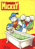Le journal de Mickey 368 Magazine