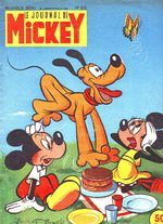Le journal de Mickey 379 Magazine