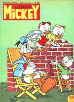 Le journal de Mickey 380 Magazine