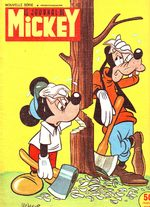 Le journal de Mickey 381 Magazine