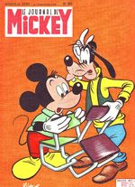Le journal de Mickey 393 Magazine