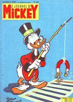Le journal de Mickey 400 Magazine