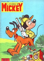Le journal de Mickey 408 Magazine