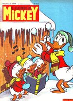 Le journal de Mickey 413 Magazine