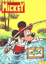 Le journal de Mickey 416 Magazine