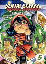 Sentaï School 5 Global manga