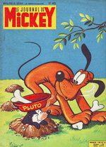 Le journal de Mickey 425 Magazine
