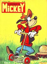 Le journal de Mickey 426 Magazine