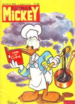 Le journal de Mickey 429 Magazine