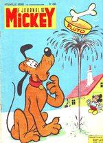 Le journal de Mickey 455 Magazine