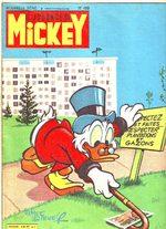 Le journal de Mickey 469 Magazine