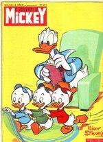 Le journal de Mickey 471 Magazine