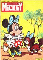 Le journal de Mickey 472 Magazine