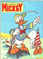 Le journal de Mickey 473 Magazine