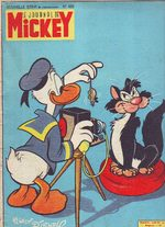 Le journal de Mickey 489 Magazine