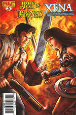 Army of Darkness / Xena 3