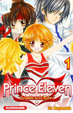Prince Eleven 1 Manga