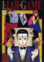 Liar Game 3 Manga