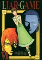 Liar Game 6 Manga