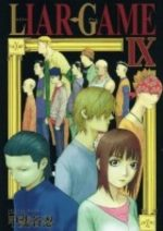 Liar Game 9 Manga