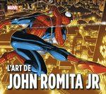 Marvel - L'art de John Romita Jr Artbook