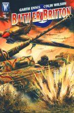 Battler Britton # 5