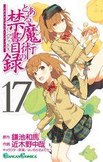 A Certain Magical Index 17