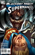 Blackest Night - Superman # 2