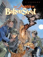 Les quatre de Baker Street # 7